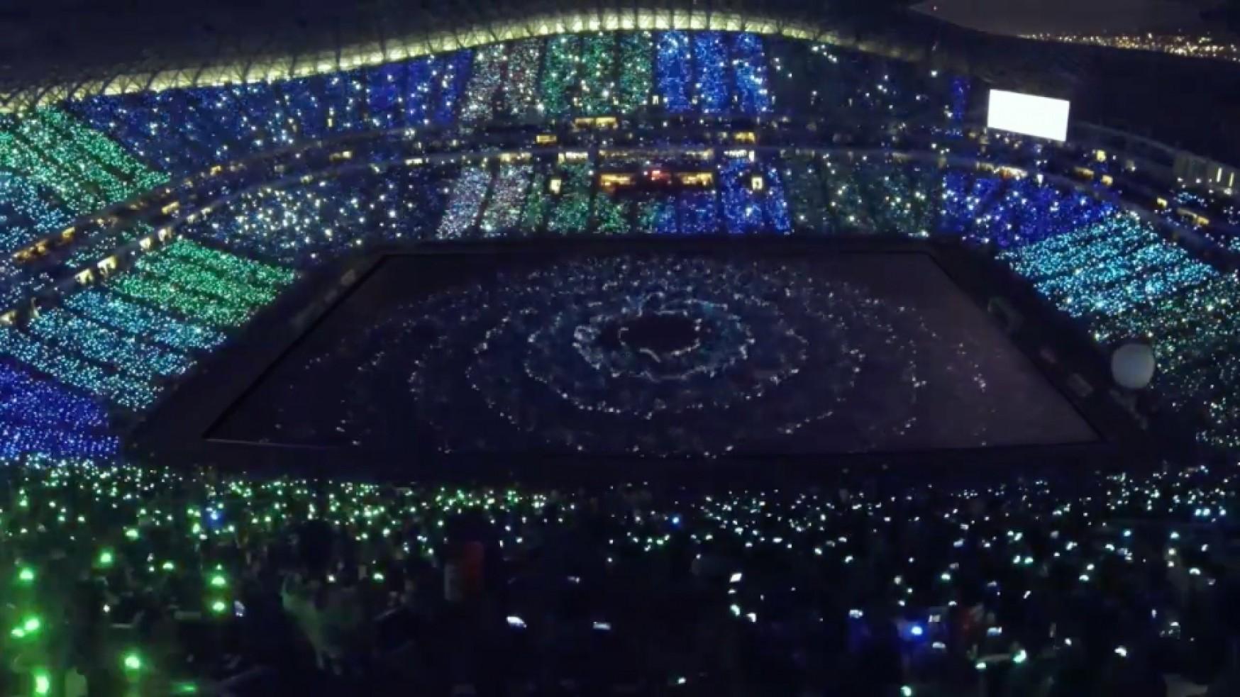 Los Rayados Stadium Opening