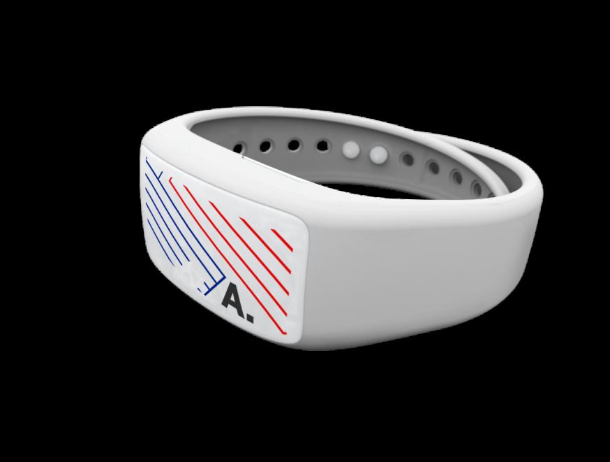 Wristband X2