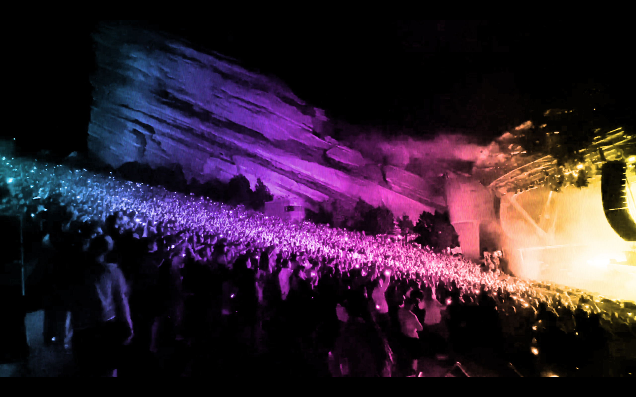 Uniting a Full Capacity Crowd With Kygo at Red Rocks