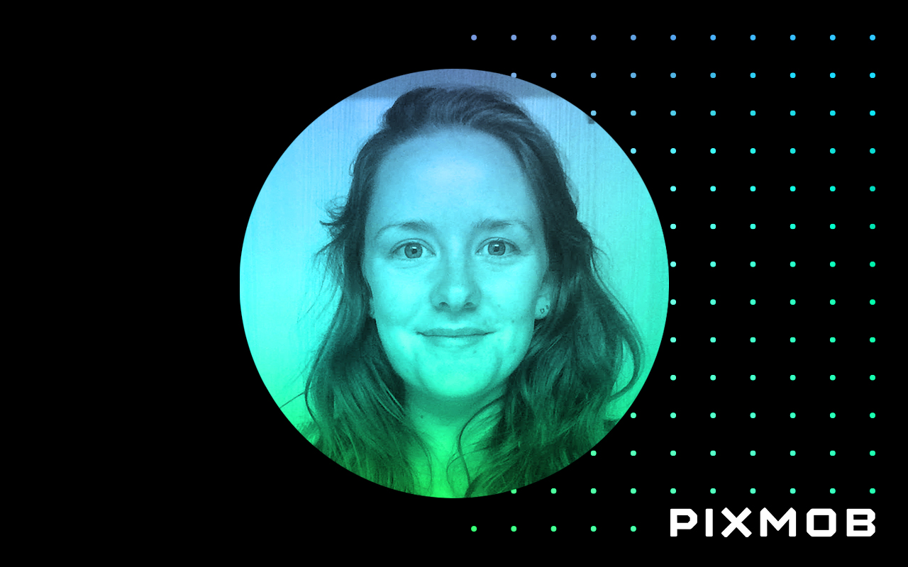 Getting to know Sarah Pomerleau, Project Manager at PixMob