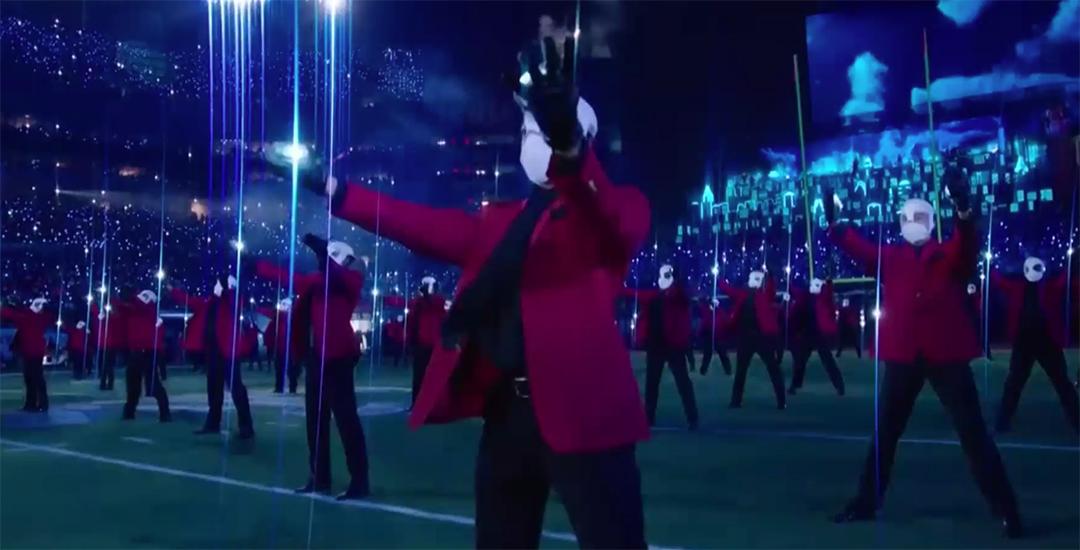 Super Bowl LV Halftime Show